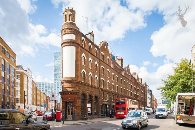 2 Bedrooms Flat for sale in The Cloisters, Commercial Street, London, E1