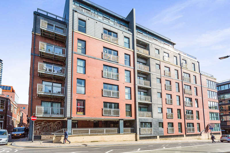 2 Bedrooms Flat for sale in Furnival Street, Sheffield, S1