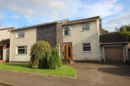 4 Bedrooms Detached House for sale in East Park Avenue, Mauchline