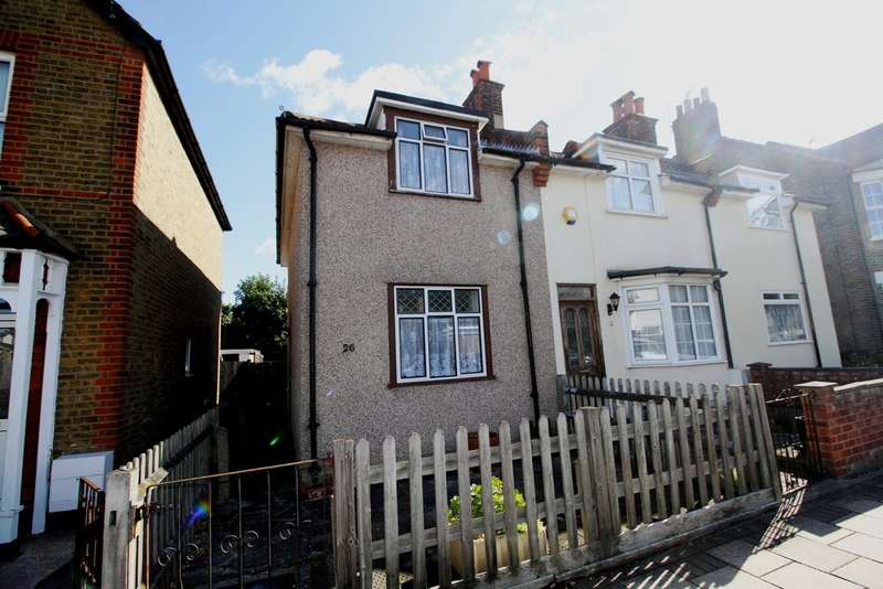 2 Bedrooms Semi Detached House for sale in Salisbury Road, Bromley