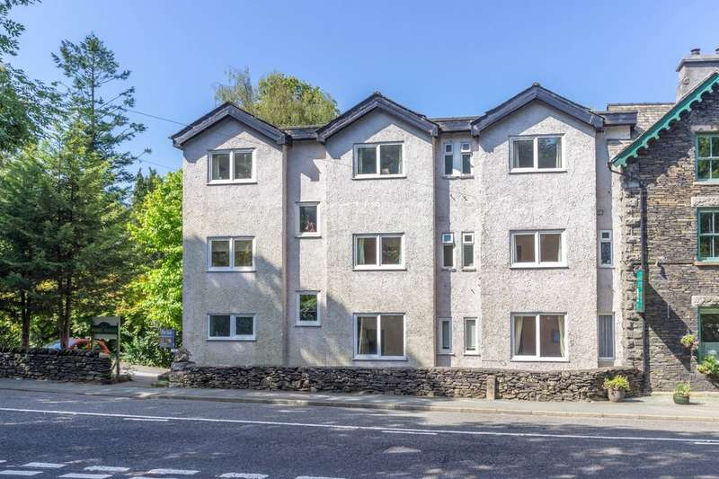 2 Bedrooms Flat for sale in 4 Firgarth Flats, Ambleside Road, Windermere