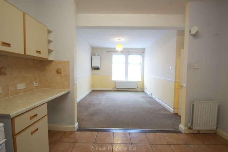 2 Bedrooms Flat for sale in HUGE 2 DOUBLE BEDROOM FLAT Queens Road, Southend On Sea