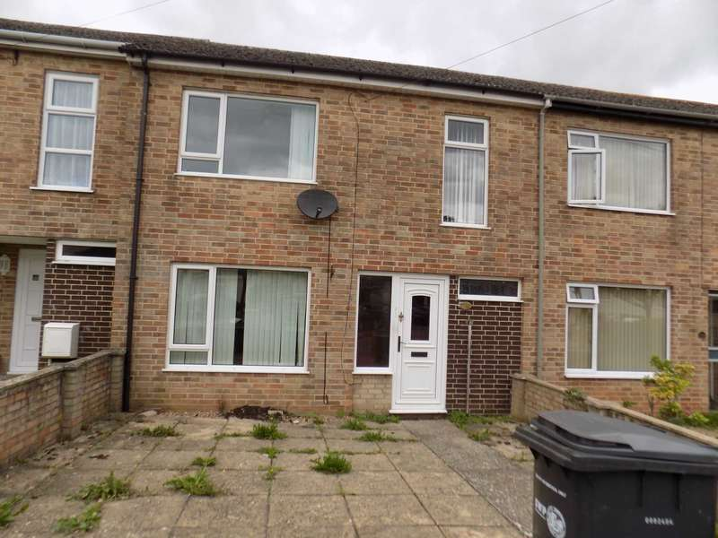2 Bedrooms Terraced House for sale in Dwelly Close, Chard