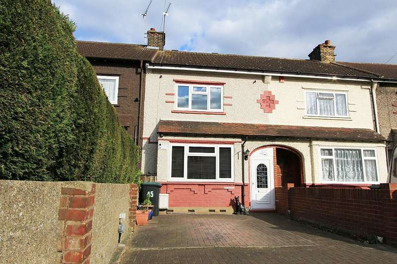 4 Bedrooms Terraced House for sale in Mayfield Road, Gravesend, Kent, DA11 0JR