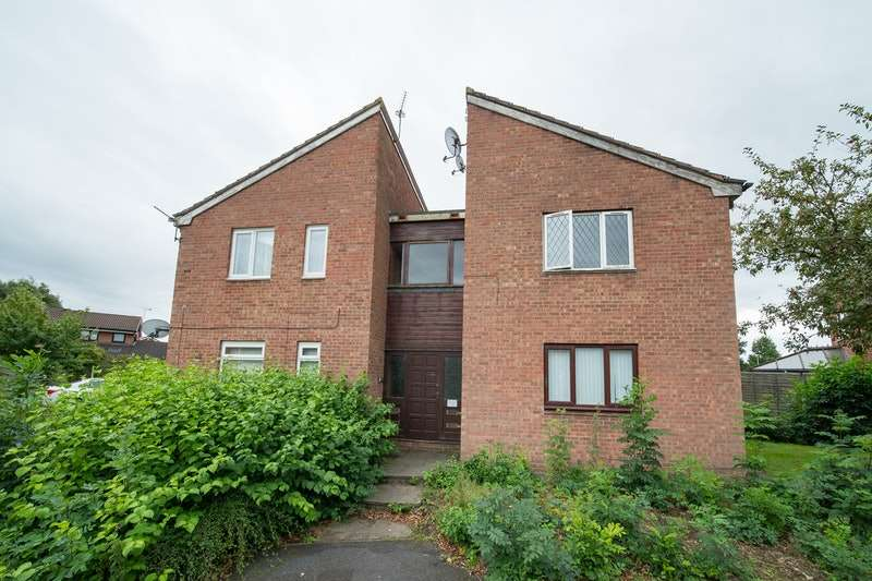 Studio Flat for sale in Mansfield Close, Warrington, Cheshire, WA3