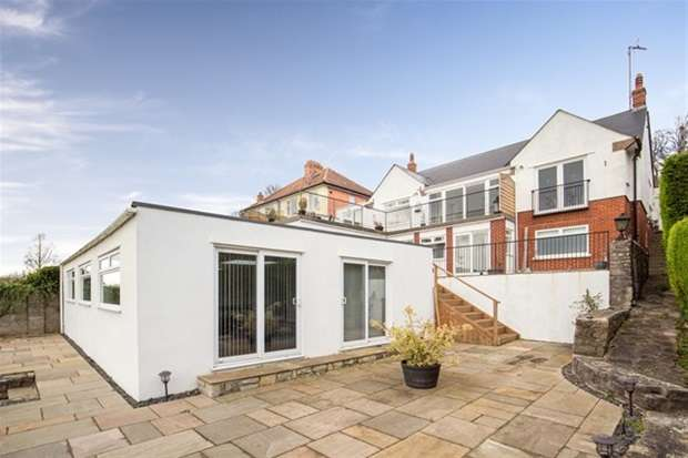 5 Bedrooms Detached House for sale in The Roman Way, Glastonbury
