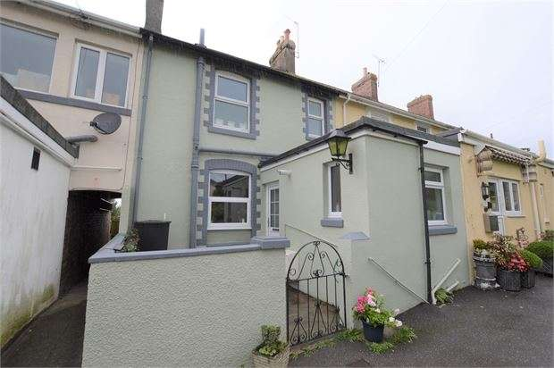 3 Bedrooms Cottage House for sale in Westhill Terrace, Kingskerswell, Newton Abbot, Devon. TQ12 5EJ