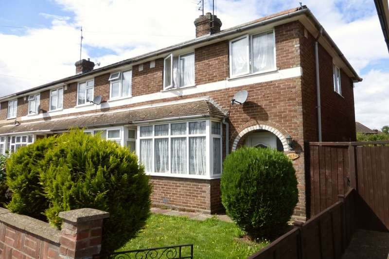 3 Bedrooms Property for sale in Acacia Road, Bedford, MK42
