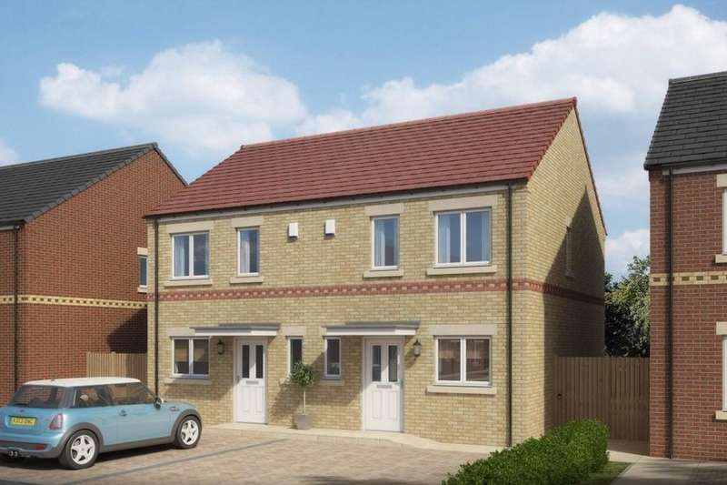 2 Bedrooms Semi Detached House for sale in South Church Road, Bishop Auckland, DL14