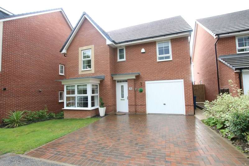 4 Bedrooms Detached House for sale in Barmston Road, Washington, NE38