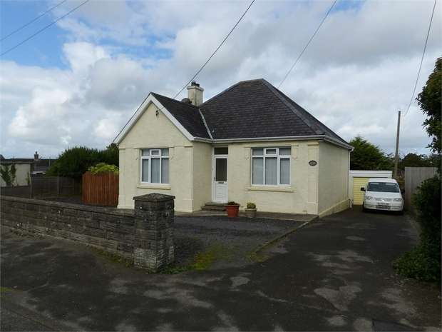 4 Bedrooms Detached House for sale in Penparc, Cardigan, Ceredigion