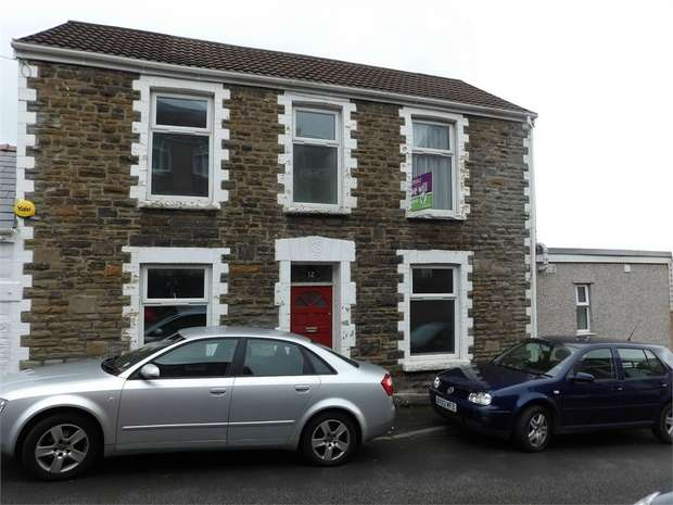 2 Bedrooms Detached House for sale in Evans Terrace, Swansea, West Glamorgan