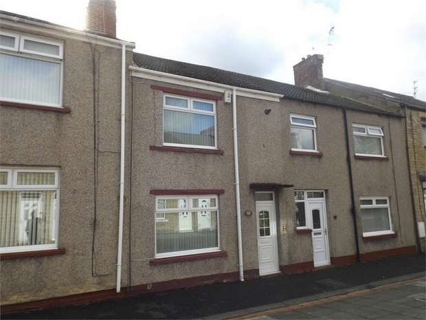 2 Bedrooms Terraced House for sale in Half Moon Lane, Spennymoor, Durham