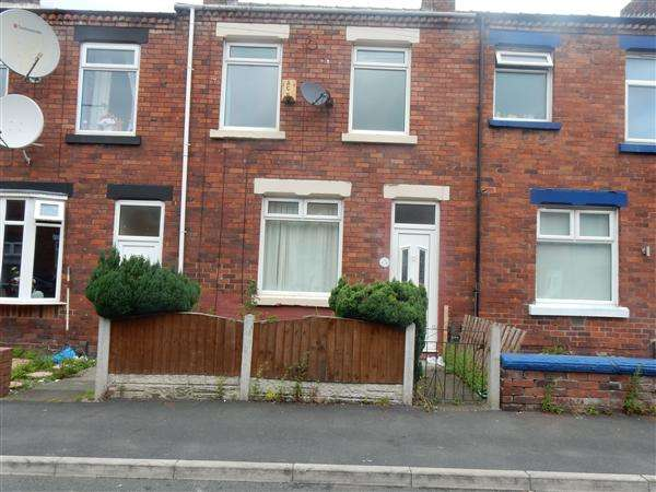 3 Bedrooms Terraced House for sale in Station Road, Haydock, St Helens