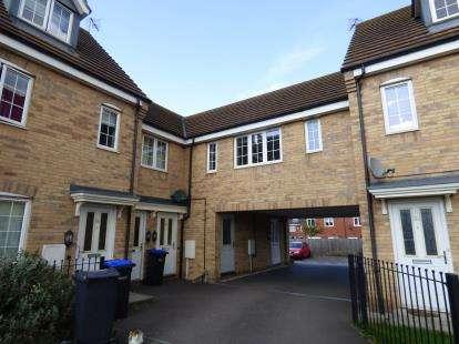 1 Bedroom Flat for sale in Cornmill Road, Sutton-In-Ashfield, Nottinghamshire