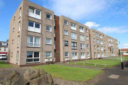2 Bedrooms Flat for sale in Buchanan Court, Kirkcaldy