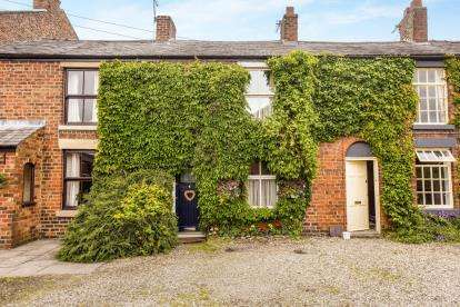 2 Bedrooms Terraced House for sale in Drinkhouse Road, Croston, Leyland, Lancashire, PR26