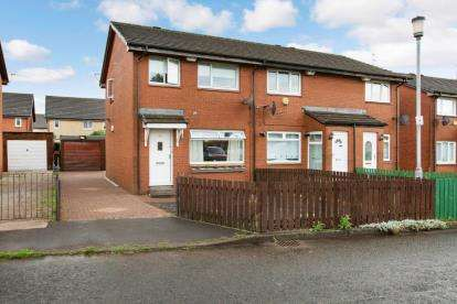 3 Bedrooms End Of Terrace House for sale in Maukinfauld Court, Tollcross, Glasgow