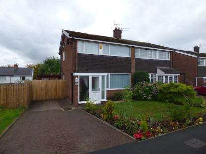 3 Bedrooms Semi Detached House for sale in Kingsdale Avenue, Burnley, Lancashire