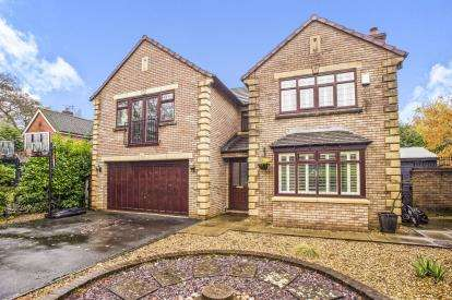 5 Bedrooms Detached House for sale in Leafy Close, Leyland, Preston, Lancashire