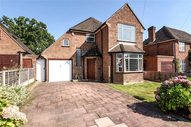 3 Bedrooms Detached House for sale in Park Avenue, Ruislip, Middlesex, HA4