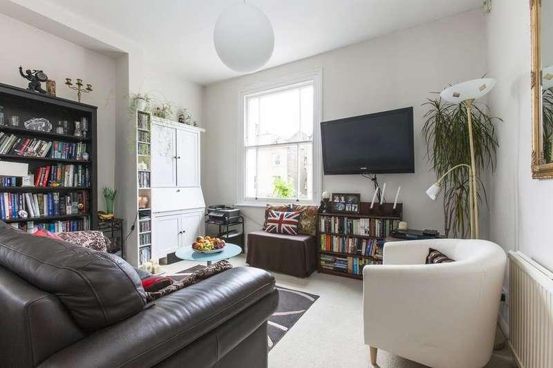 2 Bedrooms Flat for sale in Alexandra Grove, London N4