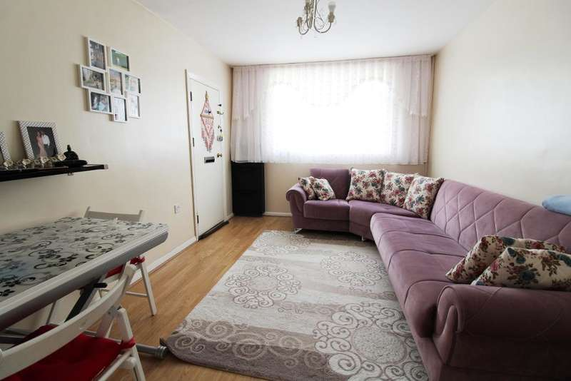 2 Bedrooms Flat for sale in Bridle Close, Enfield, London, EN3 6EB