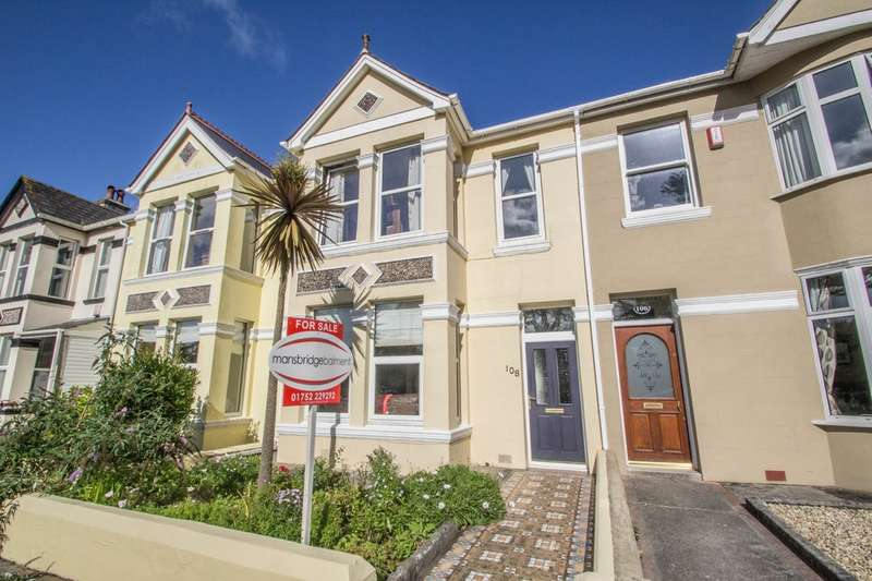 4 Bedrooms Terraced House for sale in Peverell, Plymouth