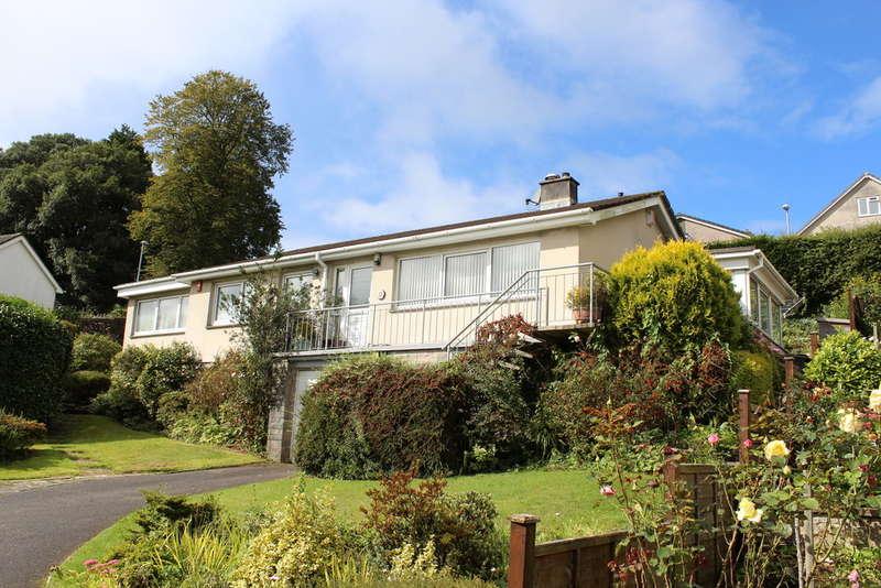 4 Bedrooms Detached Bungalow for sale in Crescent Gardens, Ivybridge