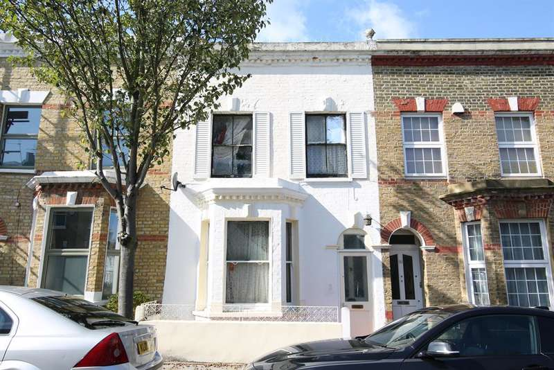 3 Bedrooms Terraced House for sale in Hinton Road, Herne Hill, SE24 0HU