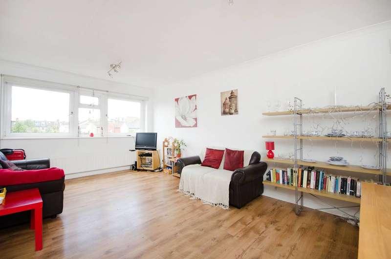 2 Bedrooms Flat for sale in Haydons Road, Wimbledon, SW19