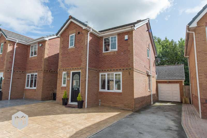 3 Bedrooms Detached House for sale in Hemfield Close, Ince, Wigan, WN2