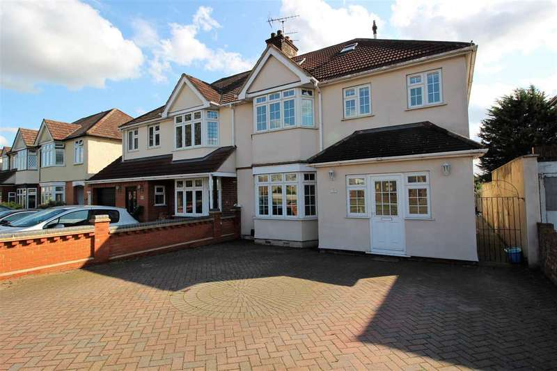 4 Bedrooms Semi Detached House for sale in Lodge Lane