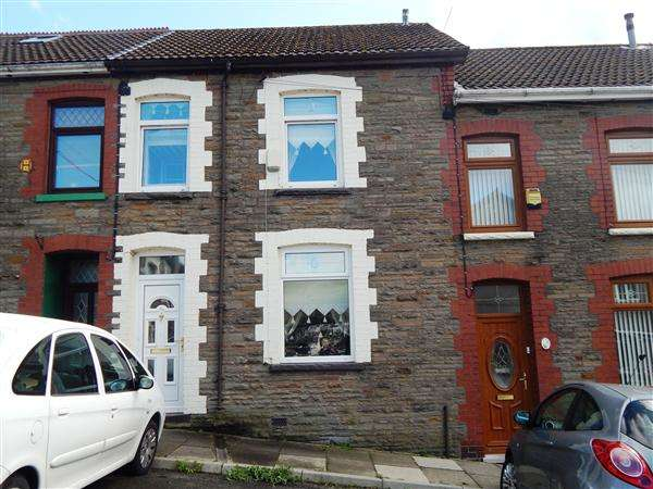 4 Bedrooms Terraced House for sale in Brynheulog Terrace, Porth