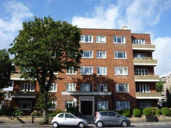 2 Bedrooms Apartment Flat for sale in Eaton Court, Eaton Gardens, Hove