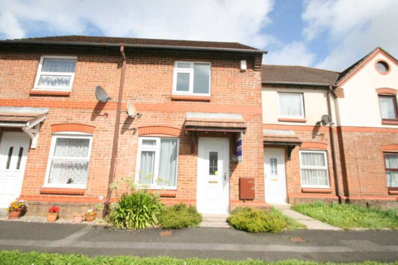 2 Bedrooms Terraced House for sale in Carroll Road, Plymouth