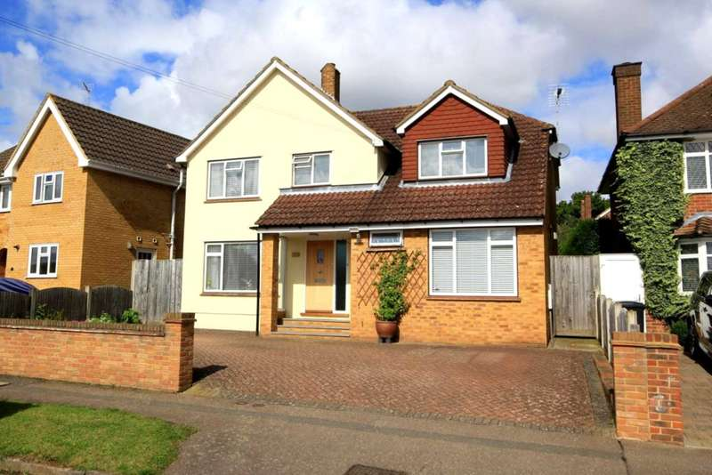 4 Bedrooms Detached House for sale in 4 BED DETACHED IN Crouchfield, Boxmoor, HP1