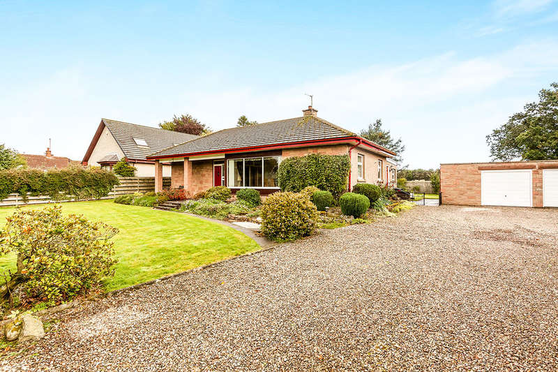 4 Bedrooms Detached Bungalow for sale in Dachaidh Coronation Avenue, Montrose, DD10