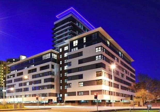 1 Bedroom Apartment Flat for sale in Skyline Plaza, Alencon Link, Basingstoke