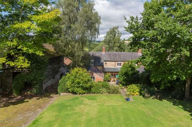4 Bedrooms Detached House for sale in Eagle House, Orleton, Ludlow, Shropshire