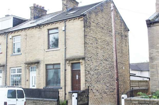 2 Bedrooms End Of Terrace House for sale in Broad Lane, Bradford, West Yorkshire