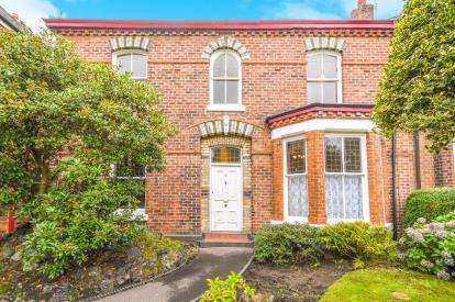 5 Bedrooms Terraced House for sale in Park Road North, Newton-Le-Willows, Merseyside
