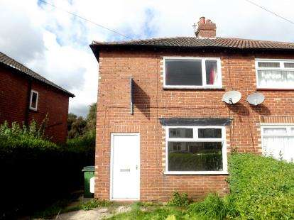 2 Bedrooms Semi Detached House for sale in Woodbank Avenue, Bredbury, Stockport, Cheshire