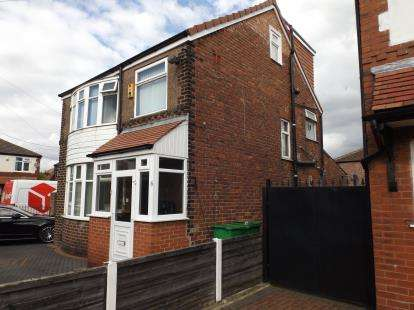 4 Bedrooms Detached House for sale in Brookthorpe Avenue, Manchester, Greater Manchester, Uk