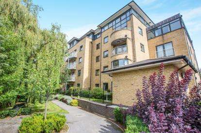 2 Bedrooms Flat for sale in Rome House, Eboracum Way, York, North Yorkshire