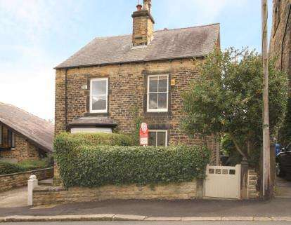 3 Bedrooms Semi Detached House for sale in Edge Hill Road, Sheffield, South Yorkshire