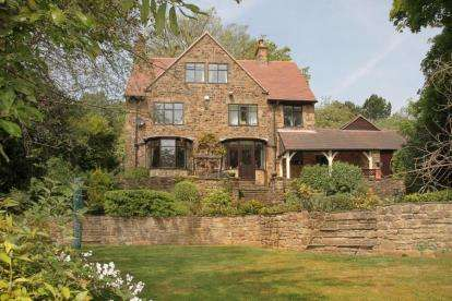 6 Bedrooms Detached House for sale in Fulwood Road, Sheffield