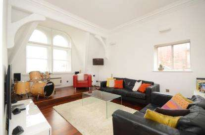 2 Bedrooms Flat for sale in Waterhouse, 87A Pinstone Street, Sheffield, South Yorkshire