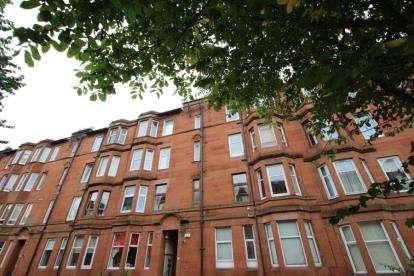 1 Bedroom Flat for sale in Rannoch Street, Glasgow, Lanarkshire