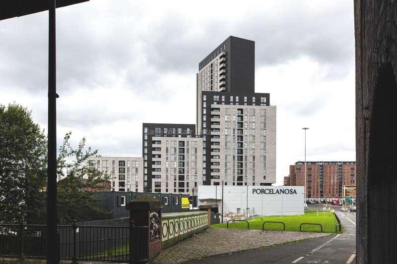 1 Bedroom Apartment Flat for sale in Regent Road, Manchester, M3 4JU